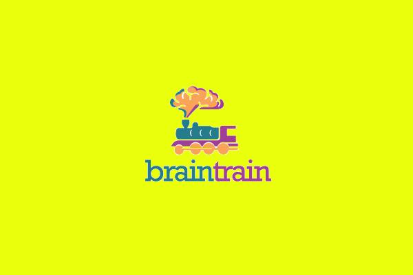 Human Technology Train Logo