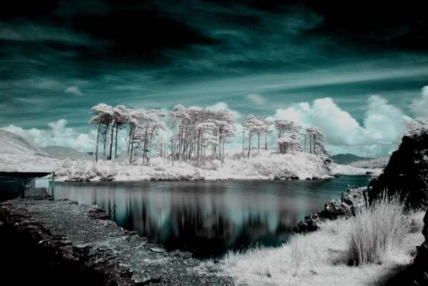 Infrared Water Photography