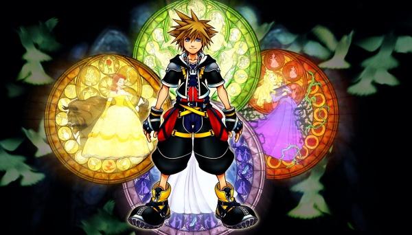 Kingdom Hearts Sora Wallpaper