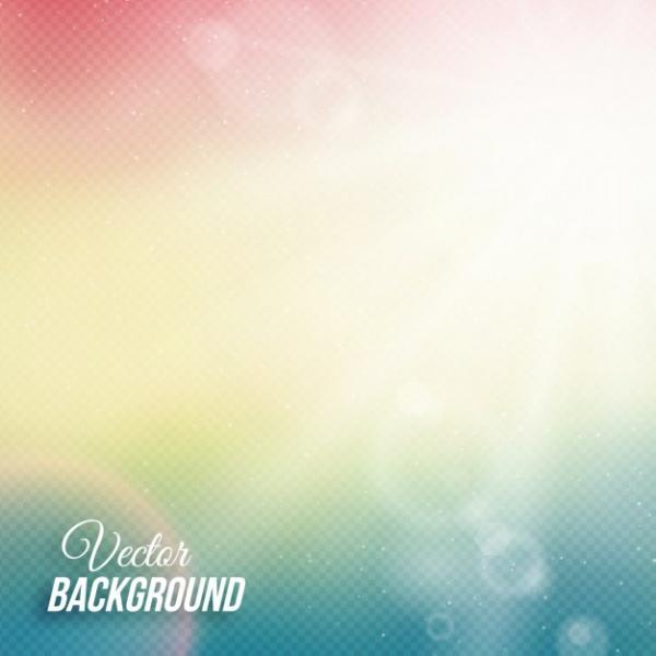 Multicolor gradient background