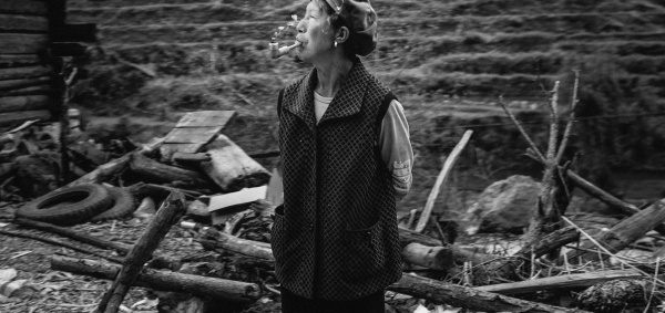 Old Lady Smoke Photography