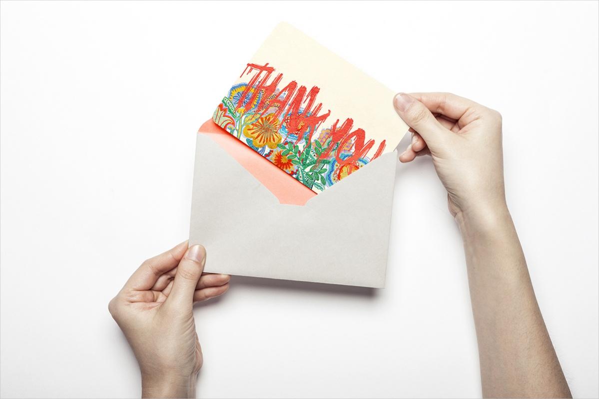 Printable Thanksgiving Postcard Free