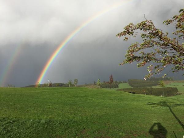 Rainbow Golf Course Photography
