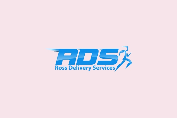 Rose Company Delivery Logo