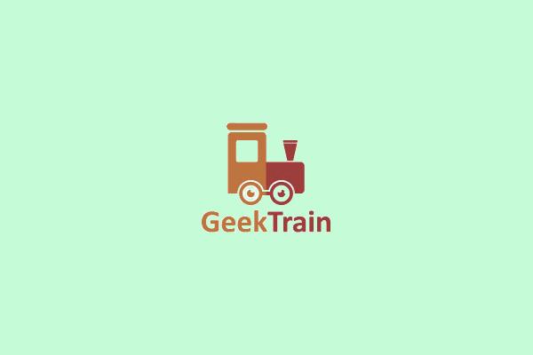 Smart Railway Track Logo