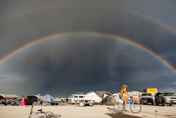 Stunning Rainbow Photography