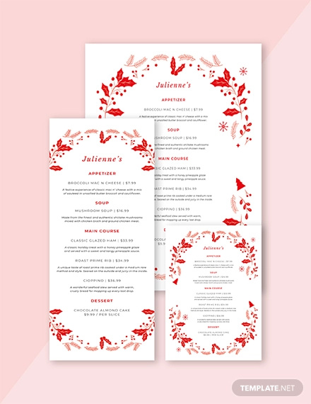 free 34  menu designs templates in ai