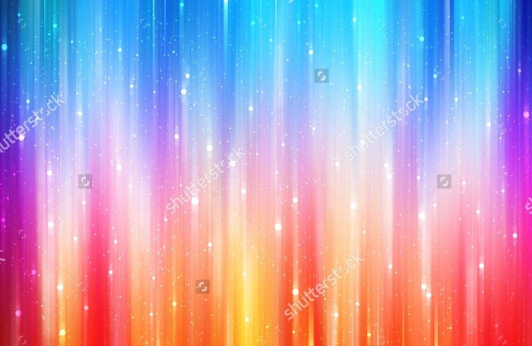 multicolored shiny background