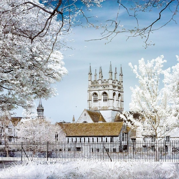 oxford infrared photography