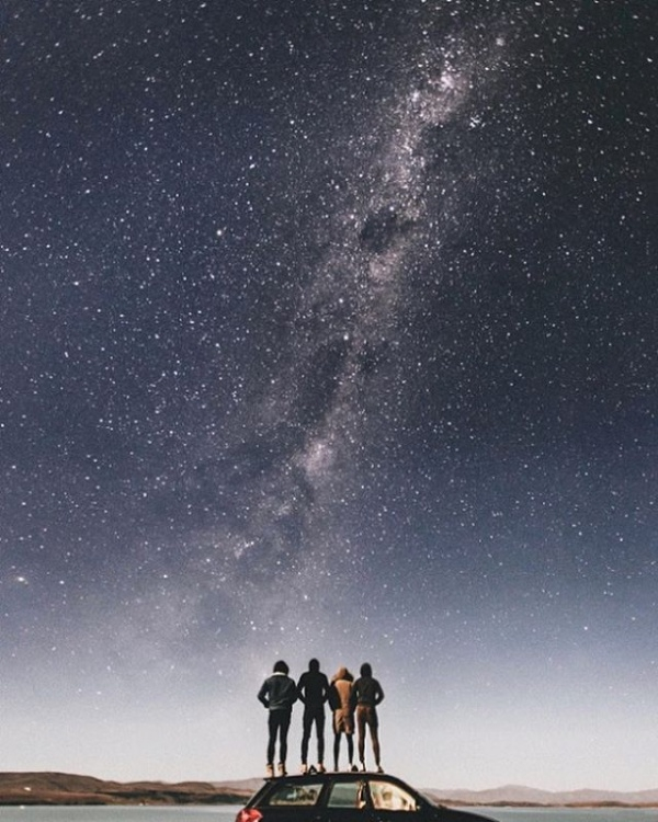 starry night Photography