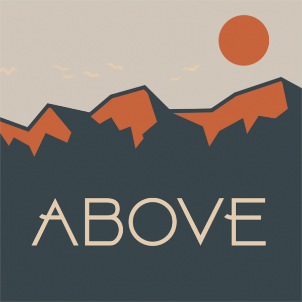 Above DEMO font
