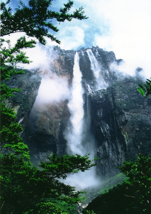 Angel Waterfalls Photography