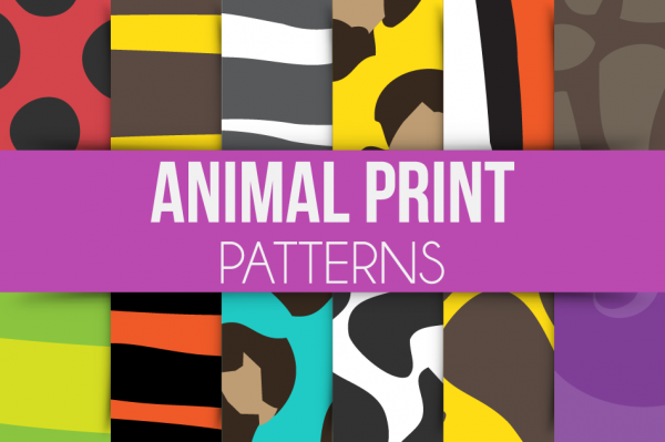 Awesome Animal Print Patterns