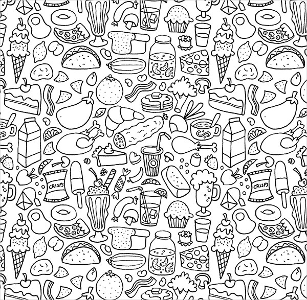 Awesome Doodle Patterns