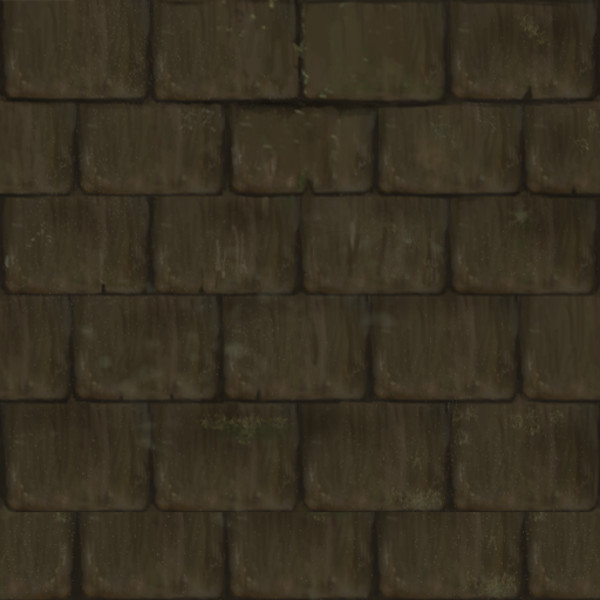 Awesome Seamless Roof Texture