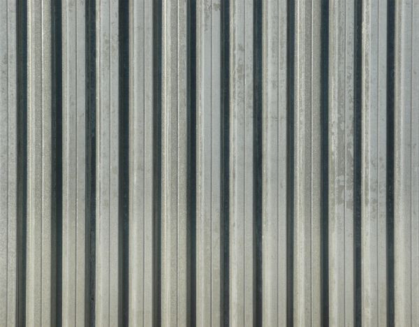 Base Metal Vertical Stripes Texture