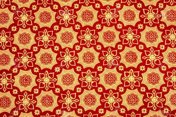 Batik Pattern For Desktop