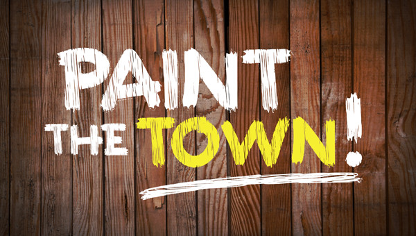 15+ Paint Fonts - OTF, TTF Download