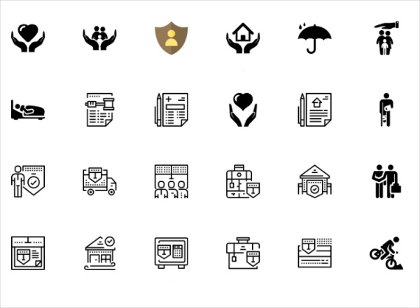 Best Insurace icons