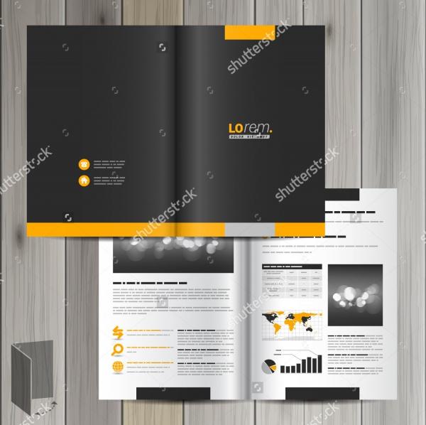 Black classic Company brochure