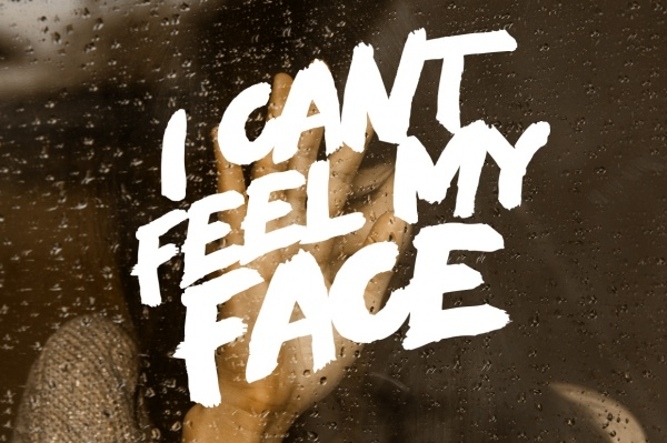 Bold Face Typeface