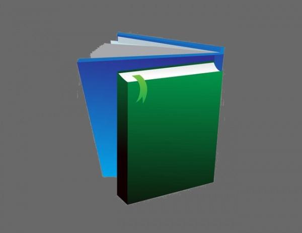 Books Vector Graphics