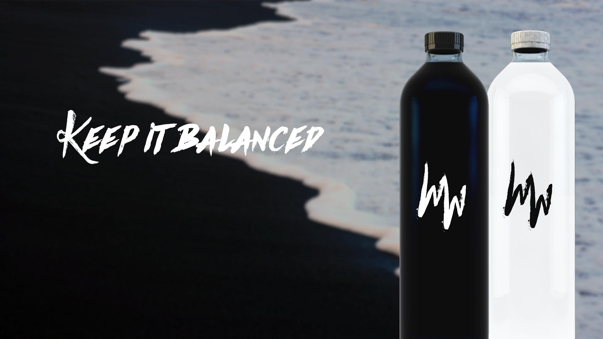 Branding Bottle Mockup Design