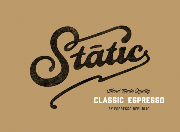 Branding Classic Cafe Font