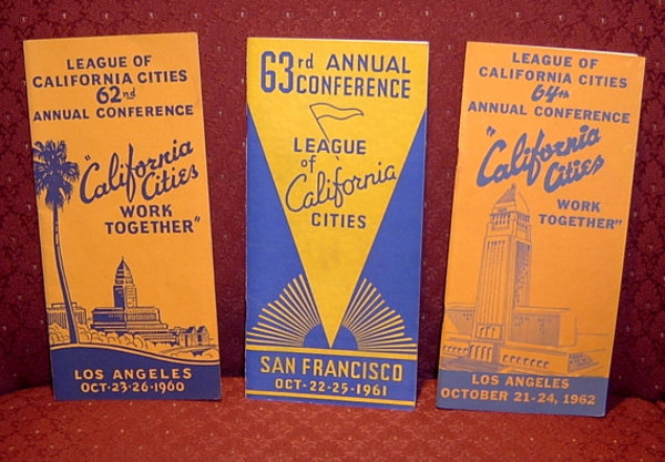 California Cities Annual Conference Brochure