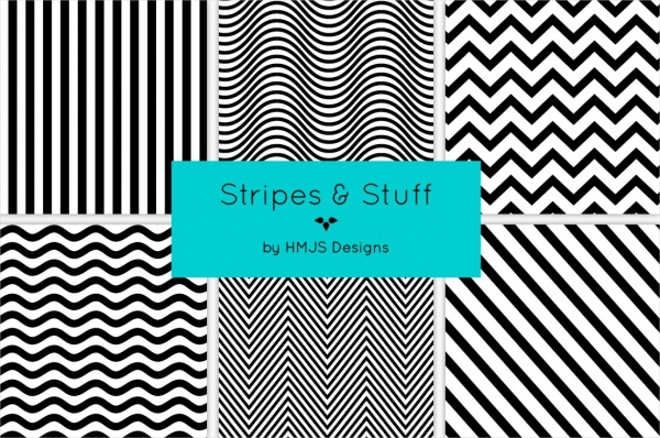 Classic Stripes Pattern