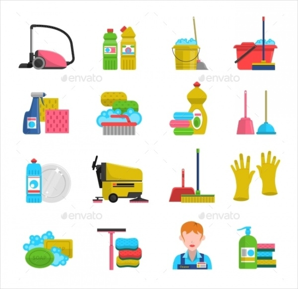 free 15  cleaning icons in svg