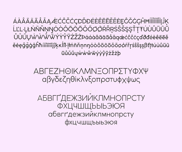 Coco Gothic Type Font