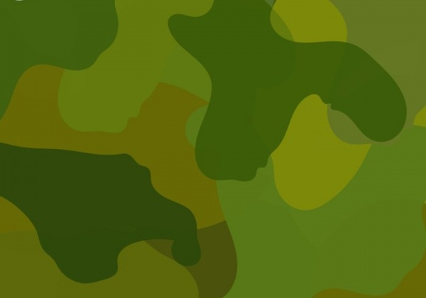 Common Camouflage Pattern
