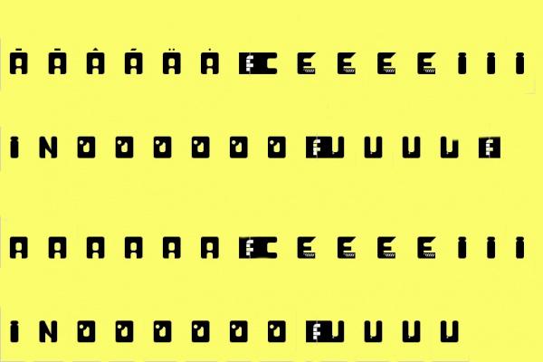 Condensed Diplay Sci Fi font.