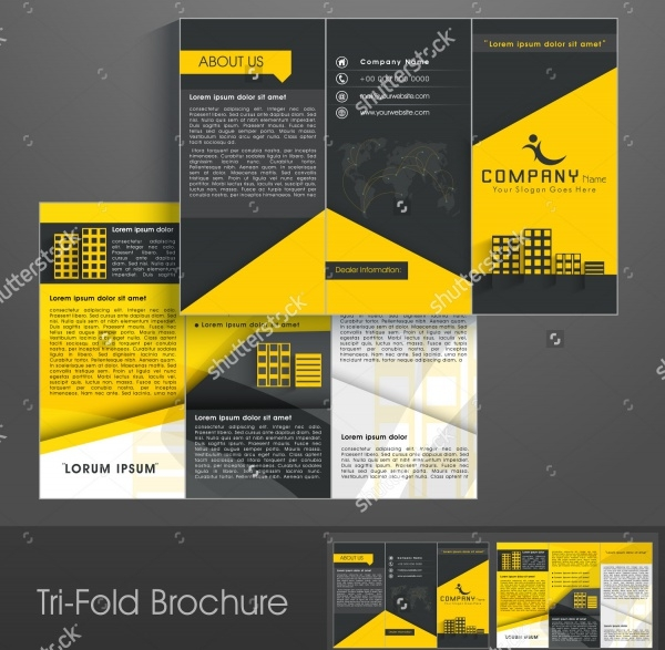 Corporate Business Tri - FoldBrochure