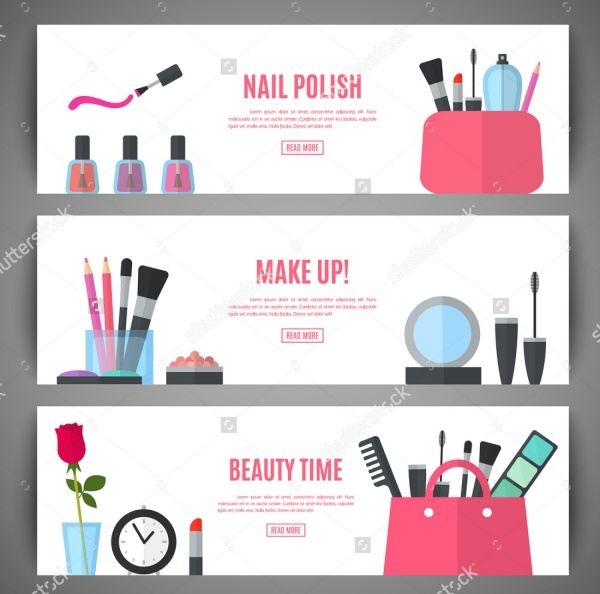 Cosmetic Product Accessories Brochure