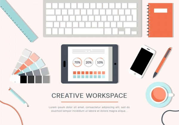 Creative Vector Workspace