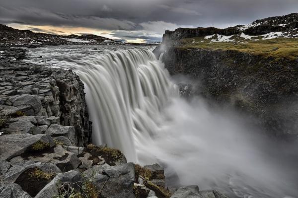 Dettifoss Falls