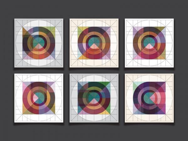 Dowload Geometri Circles Vector