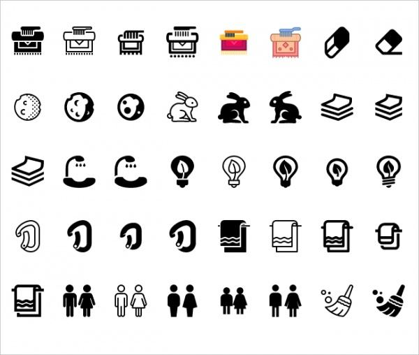 Download Cleaning Icons