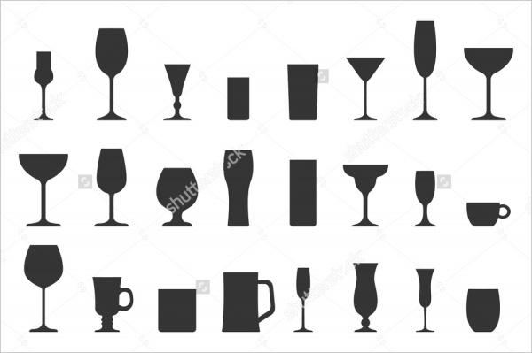 Download Glass Vector Collection