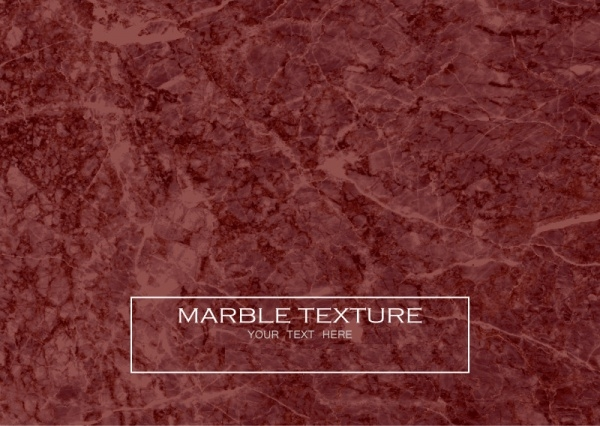 Elegant Red Marble Texture