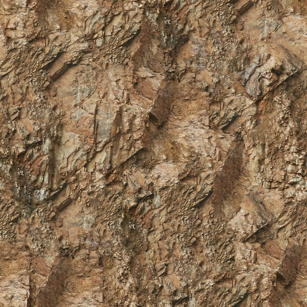 Elegant Rock Sharp Texture