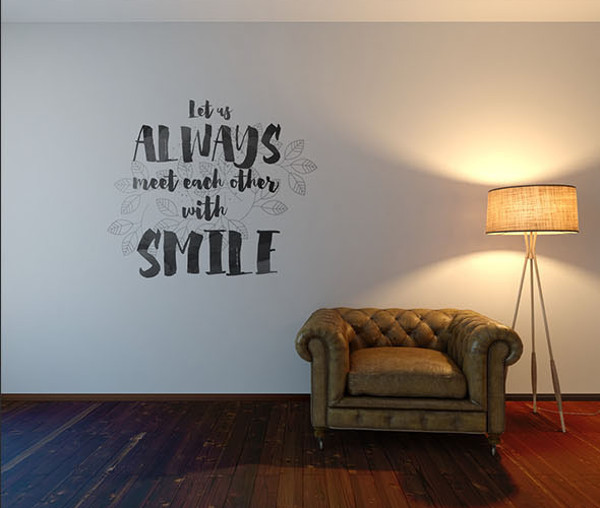 Elegant Wall Art Mock-Up Design