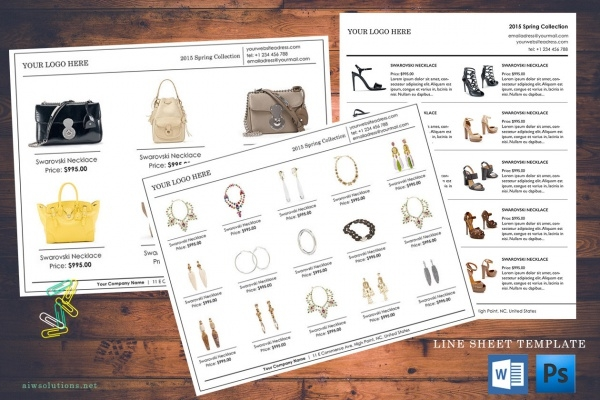 Elegant Wholesale Product Brochure