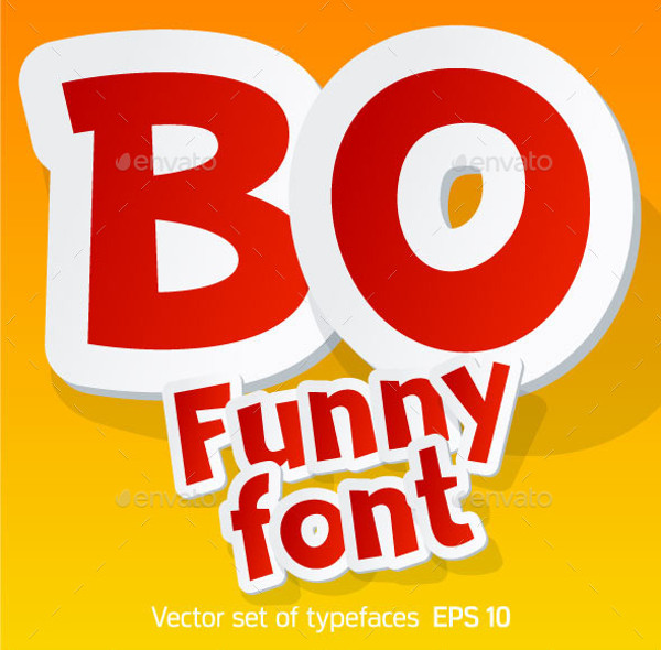 Fabulous BO Cartoon Font