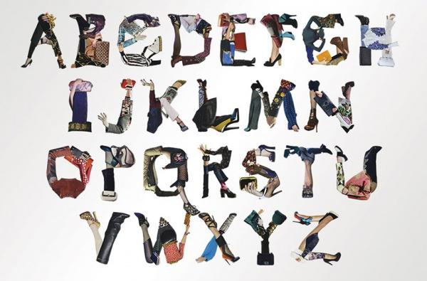 Fabulous Fashion Alphabetical Fonts