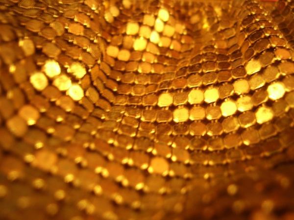 Fabulous Gold Sparkles Texture