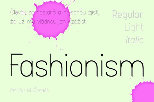 Fashionism Font