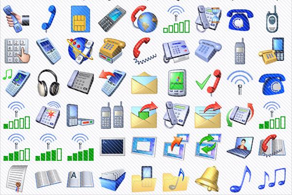Fax Configuration Icon